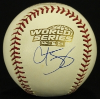 Curt Schilling Signed 2004 World Series Baseball (Steiner COA) at PristineAuction.com