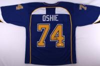 T.J. Oshie Signed Blues Jersey (JSA COA) at PristineAuction.com