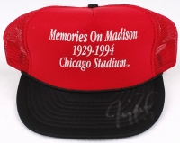 Jeremy Roenick Signed Wild Hat (JSA COA) at PristineAuction.com