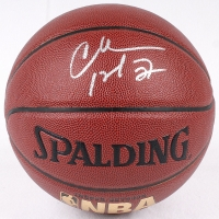 Charles Barkley Signed Basketball (JSA) at PristineAuction.com