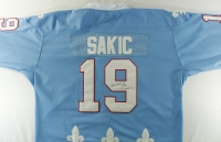 Joe Sakic Signed Nordiques Jersey (JSA COA) at PristineAuction.com