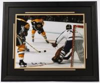 Bobby Orr Signed Bruins 27x24 Custom Framed Photo (JSA COA) at PristineAuction.com
