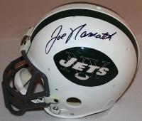 Joe Namath Signed Jets Full-Size Authentic Proline Helmet (JSA LOA) at PristineAuction.com