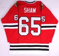 Andrew Shaw Signed Blackhawks Jersey (JSA COA) at PristineAuction.com