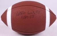 "Reggie White Signed Football Inscribed ""1 Cor. 13"" (JSA LOA) at PristineAuction.com"