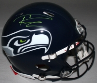Russell Wilson Signed Seahawks Authentic Proline Full-Size Helmet (Wilson COA) at PristineAuction.com