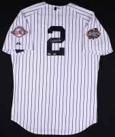 Derek Jeter Signed Yankees Authentic Majestic Jersey (Steiner COA) at PristineAuction.com
