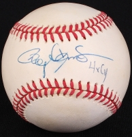 "Roger Clemens Signed OAL Baseball Inscribed ""4xCY"" (JSA COA) at PristineAuction.com"