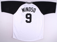 Minnie Minoso Unsigned White Sox Jersey (Size XL) at PristineAuction.com