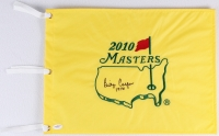 "Billy Casper Signed 2010 Open Pin Flag Inscribed ""1970"" (JSA COA) at PristineAuction.com"