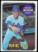 1969 Topps #533 Nolan Ryan at PristineAuction.com