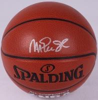 Magic Johnson Signed Basketball (PSA COA) at PristineAuction.com