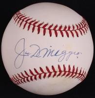 Joe DiMaggio Signed OAL Baseball (JSA LOA) at PristineAuction.com