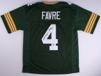 """Brett Favre Signed Packers Jersey Inscribed """"'SBXXXI Champs!"""" (Favre COA) at PristineAuction.com"""