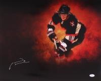 Marian Hossa Signed Blackhawks 16x20 Photo (JSA COA) at PristineAuction.com
