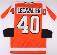 Vincent Lecavalier Signed Flyers Jersey (JSA COA) at PristineAuction.com