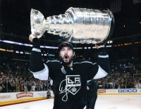 Drew Doughty Signed Kings 11x14 Photo (PA LOA) at PristineAuction.com