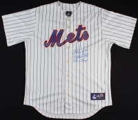 """Nolan Ryan Signed Mets Jersey Inscribed """"'69 Miracle Mets"""" & """"69 W.S. Champs"""" (PSA) at PristineAuction.com"""