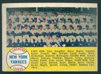 New York Yankees 1958 Topps #246 TC at PristineAuction.com