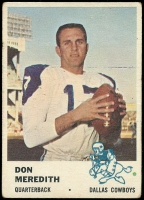 Don Meredith 1961 Fleer #41 RC at PristineAuction.com