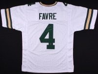 """Brett Favre Signed Packers Jersey Inscribed """"'95, '96, '97 MVP"""" (Favre COA) at PristineAuction.com"""