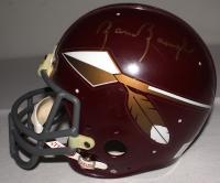 Sammy Baugh Signed Redskins Full-Sized Authentic Pro Line Helmet (JSA LOA) at PristineAuction.com