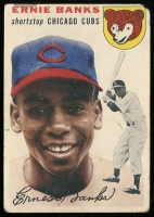 Ernie Banks 1954 Topps #94 RC at PristineAuction.com