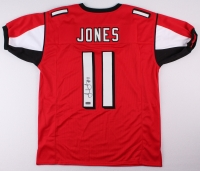 Julio Jones Signed Falcons Jersey (Radtke COA) at PristineAuction.com