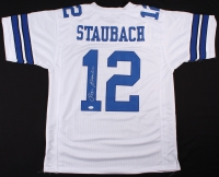Roger Staubach Signed Cowboys Jersey (JSA COA) at PristineAuction.com