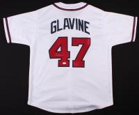 Tom Glavine Signed Braves Jersey (JSA COA) at PristineAuction.com