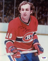 """Guy Lafleur Signed Canadiens 8x10 Photo Inscribed """"Best Wishes"""" (PSA COA) at PristineAuction.com"""