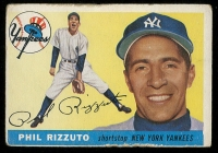 Phil Rizzuto 1955 Topps #189 at PristineAuction.com