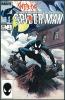 """Vintage 1984 """"Web of Spider-Man"""" Issue #1 Marvel Comic Book at PristineAuction.com"""