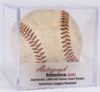 1960's White Sox Game-Used OAL Baseball (Autograph Reference LOP) at PristineAuction.com