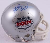Kurt Warner Signed Super Bowl XXIV Mini Helmet (TriStar COA) at PristineAuction.com