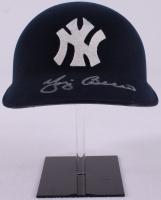 Yogi Berra Signed Yankees Authentic Full-Size Batting Helmet (JSA COA) at PristineAuction.com