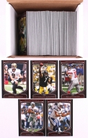 Lot of (2) Sets of 2009 Bowman Football Cards with #111 Matthew Stafford, #183 Arian Foster, #196 Clay Matthews at PristineAuction.com