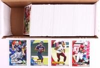 Lot of (2) Sets of 2010 Topps Football Cards with #300 Sam Bradford, #60 Brett Favre, #425 Dez Bryant, #30 Tom Brady, #148 Rob Gronkowski at PristineAuction.com