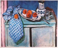 """Matisse """"Still Life"""" Vintage 1960 23x29 Vintage LE Official Authorized Lithograph Published by French Reproduction Rights, Inc. at PristineAuction.com"""