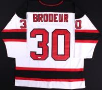 Martin Brodeur Signed Devils Jersey (JSA COA) at PristineAuction.com