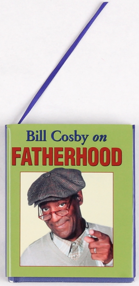 fatherhood by bill cosby Bill cosby biography bill cosby is the 1984-92 run of the cosby show and his books fatherhood and time flies established new benchmarks on how success is.