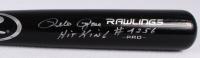 "Pete Rose Signed Rawlings Big Stick Baseball Bat Inscribed ""Hit King"" & ""#4256"" (PSA) at PristineAuction.com"