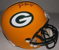 Brett Favre Signed Packers Full-Size Helmet (Favre COA) at PristineAuction.com