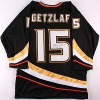 Ryan Getzlaf Signed Ducks Jersey (JSA COA) at PristineAuction.com