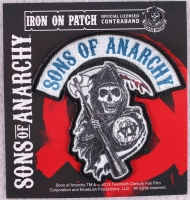 """""""Sons of Anarchy"""" Reaper Patch at PristineAuction.com"""