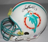 Dan Marino Signed Dolphins Authentic Pro Line Full-Size Helmet (UDA COA) at PristineAuction.com