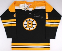 Bobby Orr Signed Authentic Mitchell & Ness 1971-1972 Throwback Bruins Game Jersey (Orr COA) at PristineAuction.com