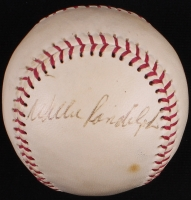 Willie Randolph Signed Baseball (PSA COA) at PristineAuction.com