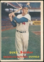 Duke Snider 1957 Topps #170 at PristineAuction.com