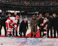 "Bobby Hull Signed 16x20 Photo Inscribed ""Winter Classic Jan 1, 2009"" (Schwartz COA) at PristineAuction.com"